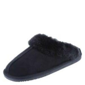 AIRWALK // Shiloh Fur Scuff Slippers